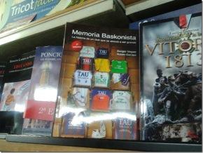 Memoria Baskonista a la venta en BestPress