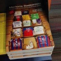 Memoria Baskonista alcanza los 1.000 ejemplares vendidos